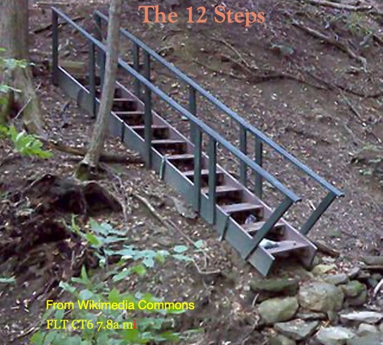 Calix Society and Step 9; by Jim R