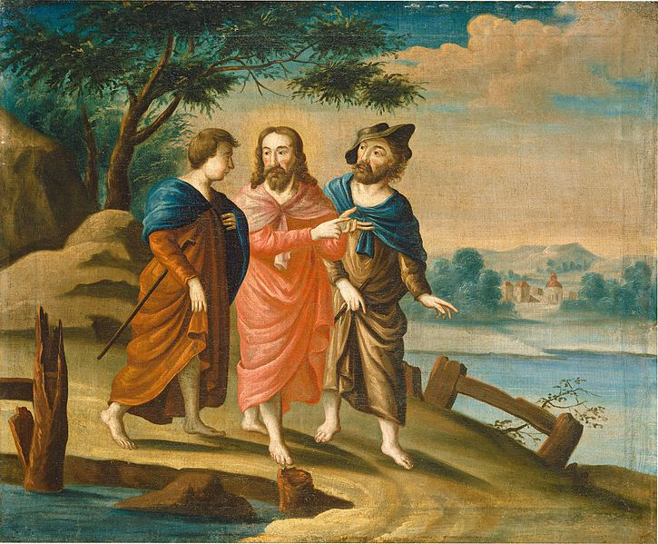Christ is with You on the Road to Emmaus*
